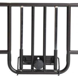 Drive medical half – length bed rails