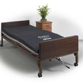 Gravity 9 long term care pressure redistribution mattress