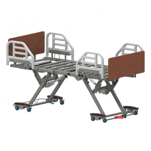 Prime care p750 bariatric long term care bed