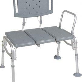 Drive medical bariatric transfer bench