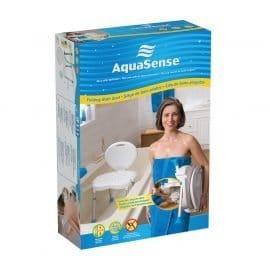 Aquasense ergonomic folding bath chair