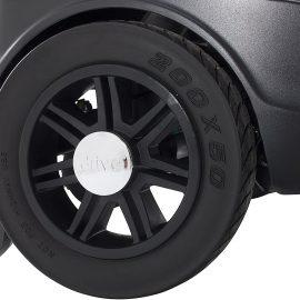 Drive Scout rear wheels