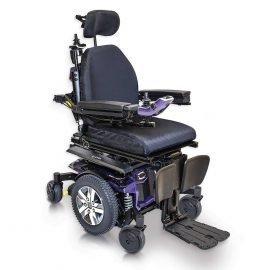 Pride quantum q6 edge 2.0 mid wheel power wheelchair
