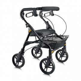 Evolution piper walker – piper mdx, black