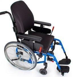 Stellato ii folding wheelchair