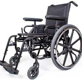 Future mobility galaxy lite folding wheelchair