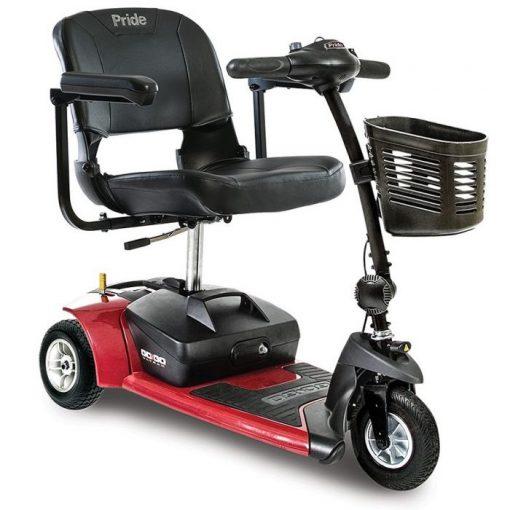 go go ultra x 3 wheel red