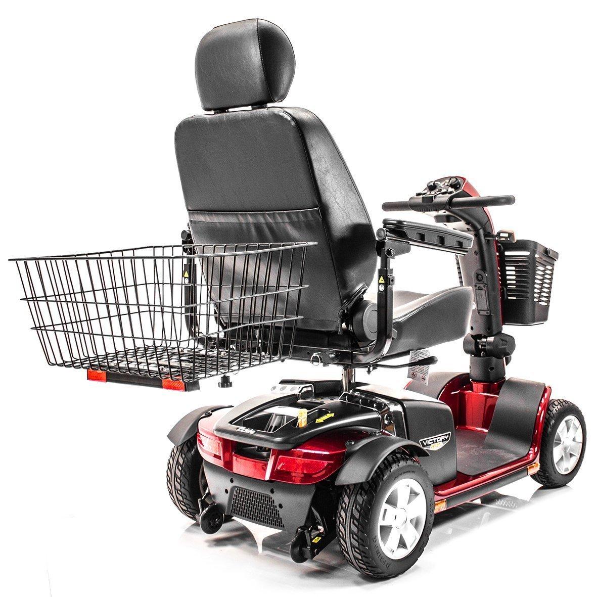 J1000 challenger mobility large basket 10