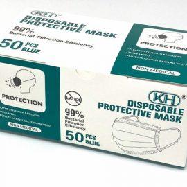 Kh surgical masks 50 pcs box