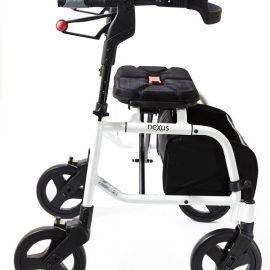 Nexus 3 Rollator Light Weight Four Wheel Walker