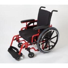 Maple leaf nrg+ gold tilt wheelchair