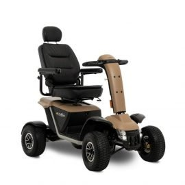 Pride Wrangler Scooter Four Wheel Heavy Duty