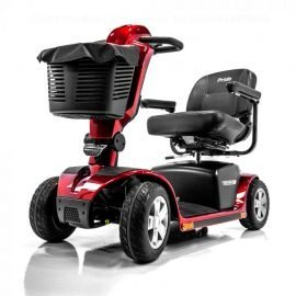 Pride victory 10.2 four wheel scooter