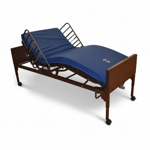 Medline medlite full electric hospital bed package