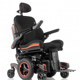 Sunrise Quickie Q500M Mid Wheel Power Wheelchair